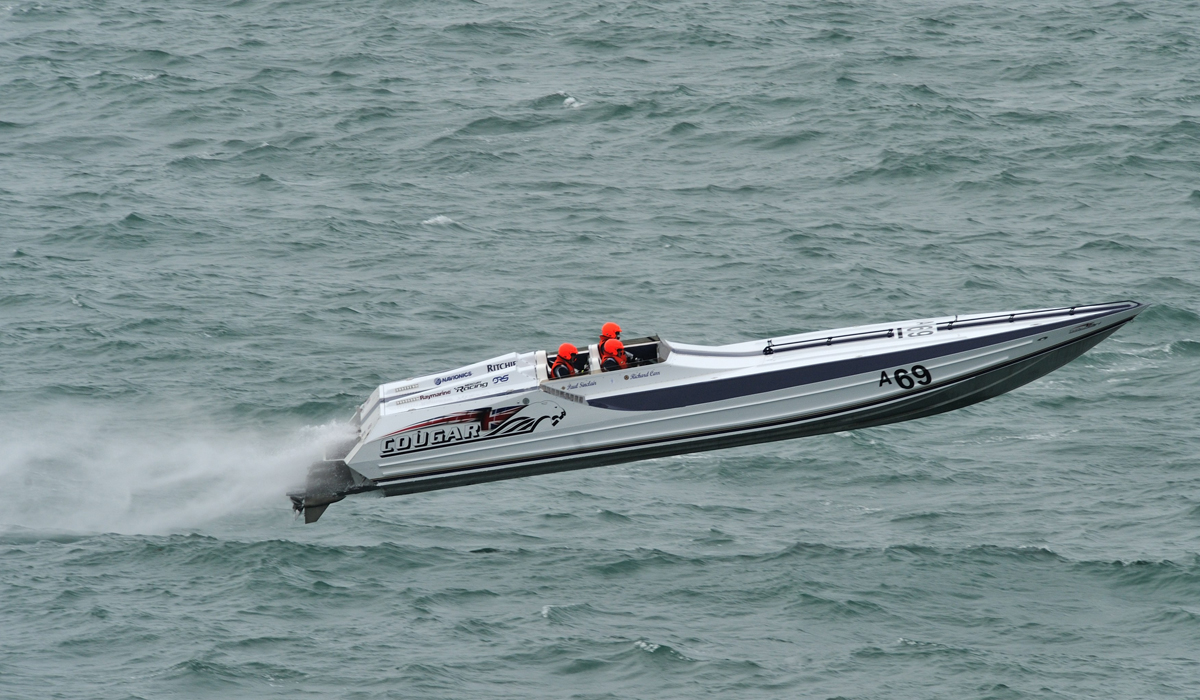 Cowes-Torquay-Cowes Powerboat Race