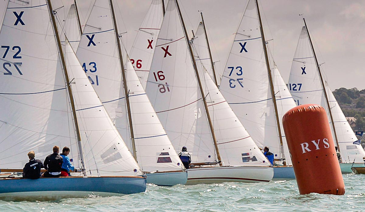 RYS Commodore's Invitational Regatta